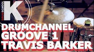 DRUMCHANNEL. GROOVE 1. TRAVIS BARKER. +44. BlINK 182. TRANSPLANTS. BOXCARRACER Уроки игры на ударных