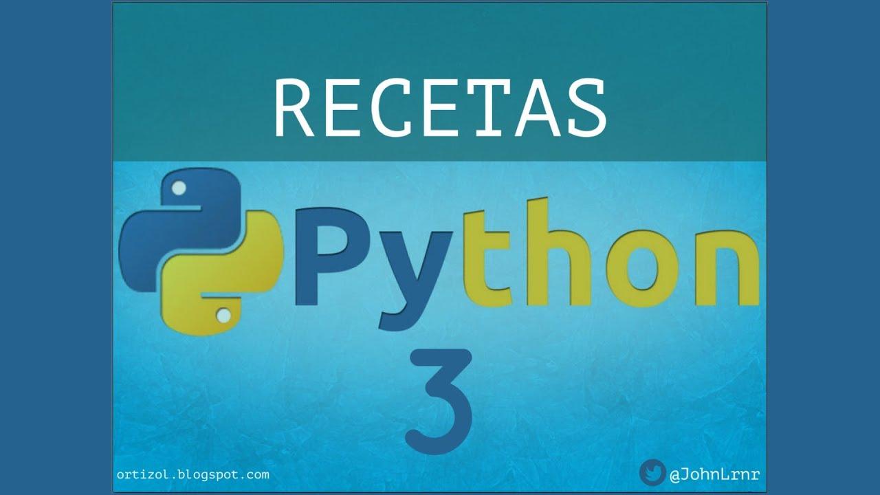 Python 3 - Receta 229: Obtener Nombre de Usuario y Contraseña con el Módulo  getpass