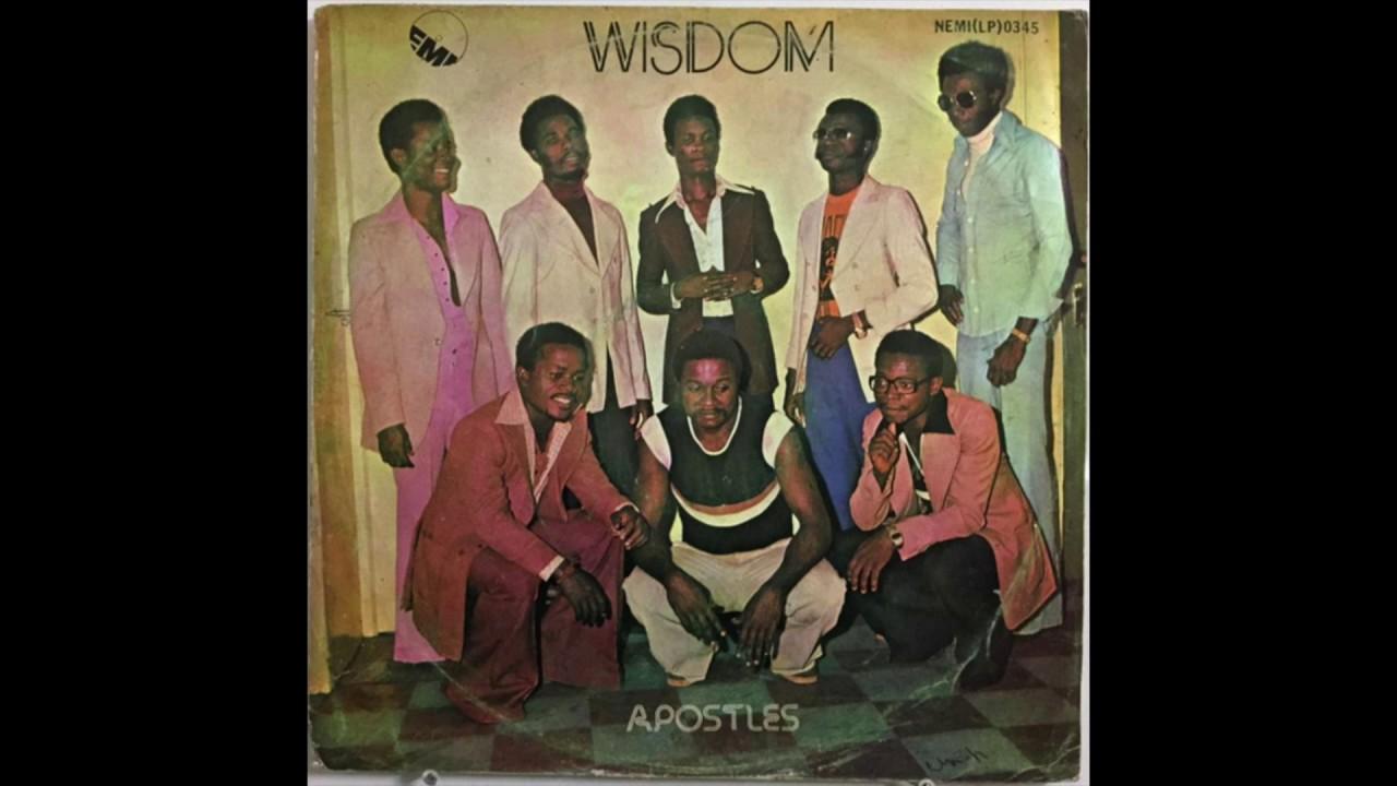 The Apostles | Album: Wisdom | Afrobeat Afro-Funk | Nigeria | 1978