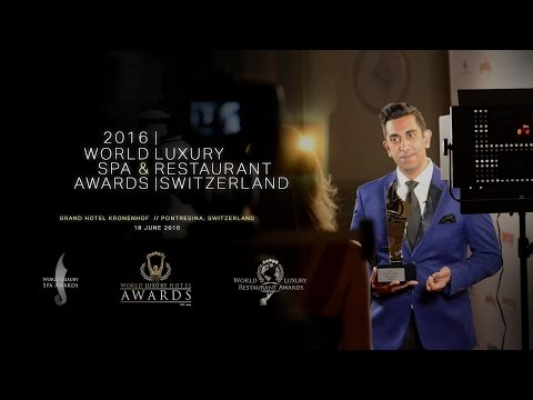 The 2016 World Luxury Spa & Restaurant Awards - Official Event Film