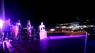 Jamming Festival 2014 / Zona Ganjah / fumando vamos a casa