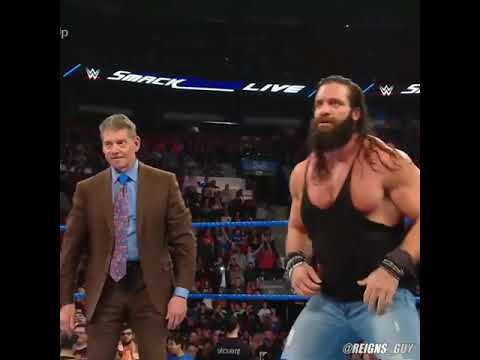 Download Roman Reigns decks Mr. McMahon with a Superman Punch: SmackDown LIVE, April 16, 2019