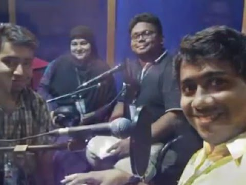 "ULAB radio cambuzz ""ICON"" with কথা বন্ধু তানজিম"