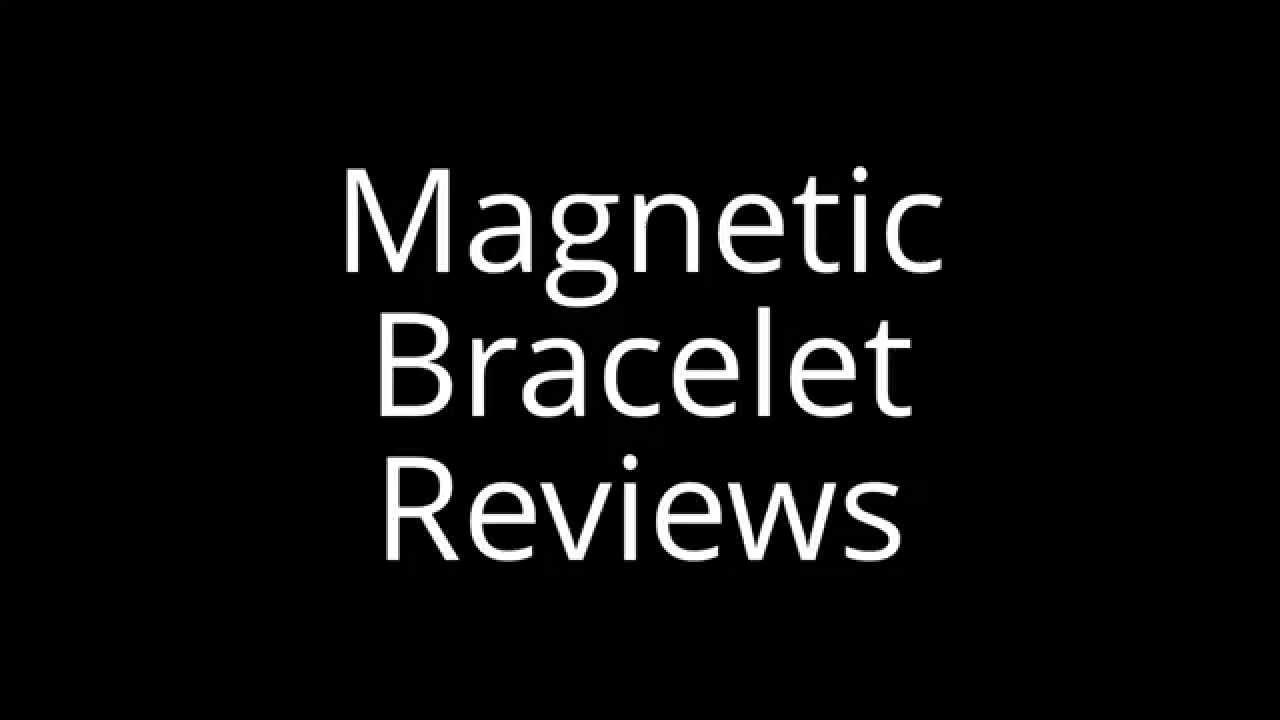 Do Magnetic Bracelets Work Biomagnetips
