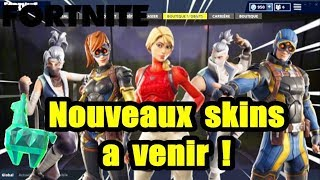 NEW SKINS Fortnite to come