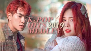 3分鐘聽完26首KPOP!碰碰-【2019最火K-POP神曲串燒】ft. BTS, BLACKPINK, TWICE, X1, EXO, SUPERM, CHUNGHA, GFRIEND