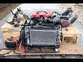 LSA Supercharge Performance Pallet from 2012 ZL1 TR6060 Manual Trans with 21K Miles