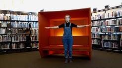 Limingan kirjaston liikunnallinen satuhetki