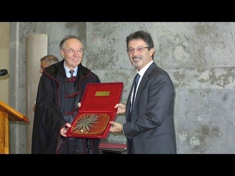 Ca' Foscari Honorary Fellowship a Alain Monfort