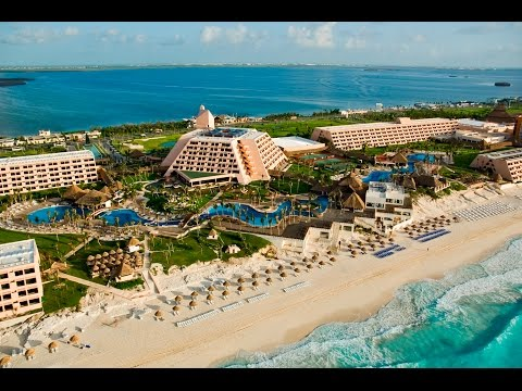 Grand Oasis Cancun, Mexico (Pool & Property)