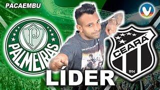 Palmeiras x Ceará   AO VIVO   Campeonato Brasileiro