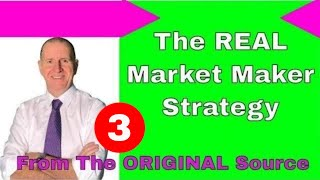 Market maker method and Traders Phases