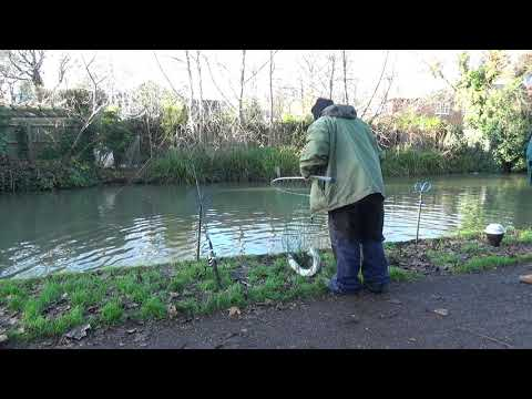 EASY FISHING Continuing The Search For Pike On The Canal With Bill Allen