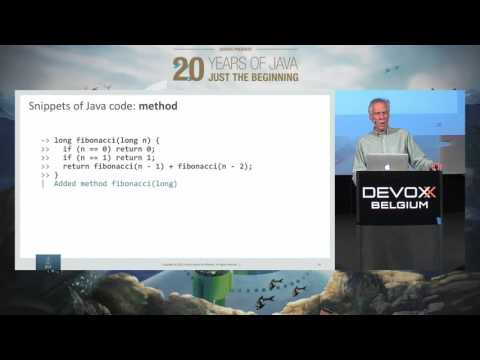 JShell: An Interactive Shell for the Java Platform by Robert Field