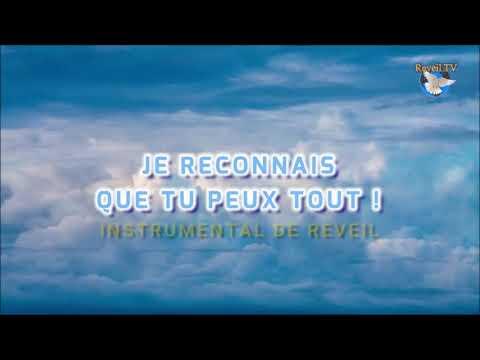 JE RECONNAIS QUE TU PEUX TOUT - Nouvelle Série Instrumentaux De Réveil - Pr. Elisée Kouakou