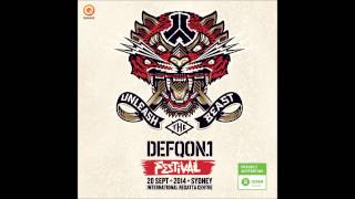 Hawman - The Beast You Fear (Defqon.1 Australia 2014 White OST) (Full)