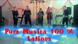 Pura Musica 100% Latinos - Salsa, Merengue y Bachata