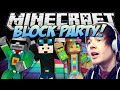 ULTIMATE RAGE PARTY! | Minecraft: Block