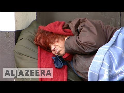 🇬🇧 Homelessness hits record high in the UK