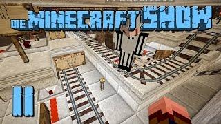 Die Minecraft Show #11 Das BESTE LAGERSYSTEM VOLLAUTOMATISCH Tutorial 2 deutsch HD Lets Show