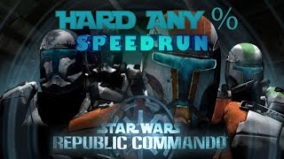 Star Wars: Republic Commando PC Speedrun Hard (Old pb) (2:47:06)