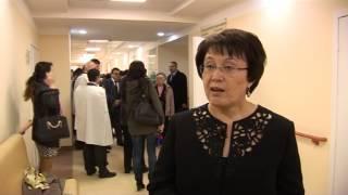 Открытие центра реабилитации ГБУЗ РКГВВ ( Уфа Госпиталь ветеранов войн)