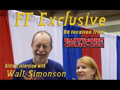 Fantastic Forum Interview with Walt Simonson