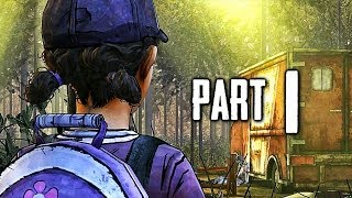 The Walking Dead Season 2 Episode 2 Gameplay Walkthrough Part 1 - A House Divided