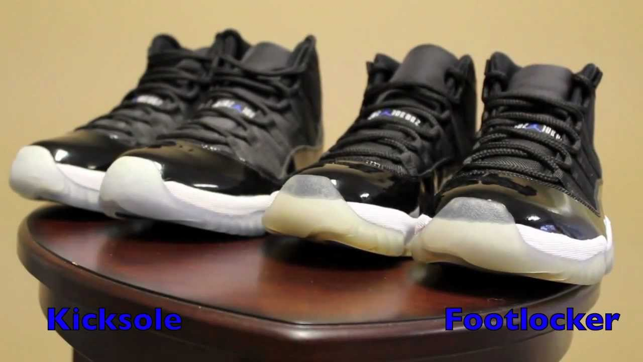 36315f71afa4 Kicksole.com vs. Footlocker - You be the judge!  HD  - YouTube