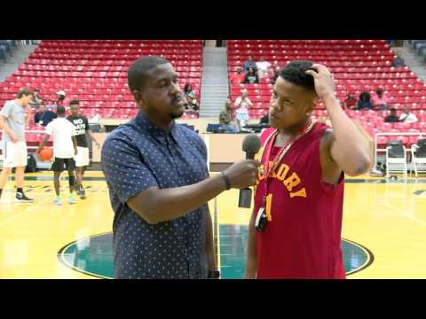 Jacob Young Interview Before Showcase Houston 2016