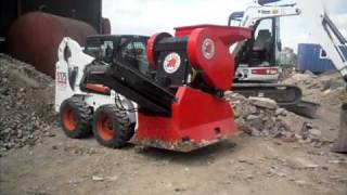 Steve Downey - Building Services Lincoln Bobcat / Red Rhino