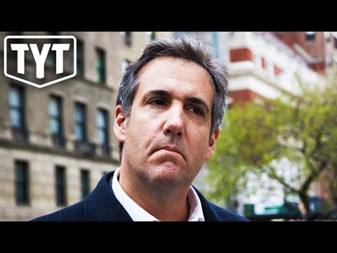 BOMBSHELL: Michael Cohen Pleads Guilty, Implicates Trump