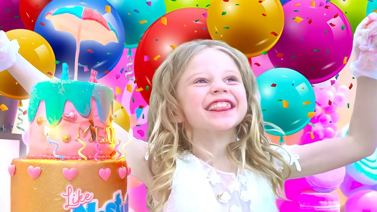 Download Nastya Kỷ Niệm Sinh Nhật Lần Thứ 7! Chúc mừng sinh nhật Nastya