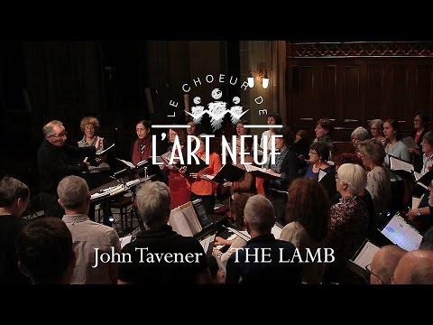 John Tavener-The Lamb