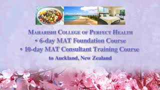 Maharishi Aroma Therapy - 2 Courses, New Zealand, 2 min.