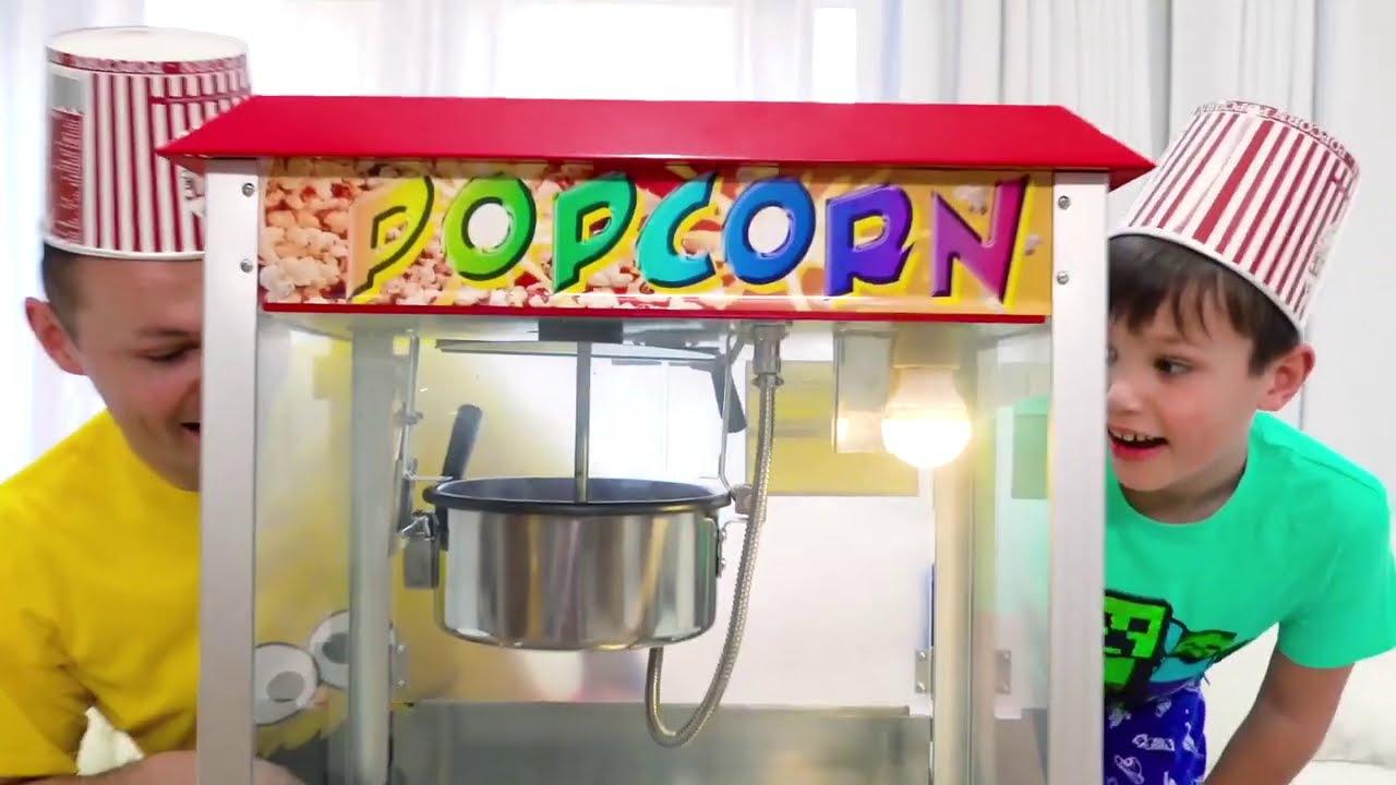 Макс хочет быть полицейским и садить в тюрьму преступников