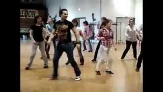 WILD ONES line dance - Daniel Trepat