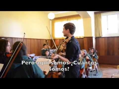 Patagonien Quartett - Gira Chile 2014
