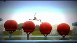 Total Wipeout - Series 4 Episode 11 (Celebrity Special)