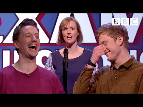 Rejected exam questions - Mock the Week: Series 15 Episode 5 Preview - BBC Two