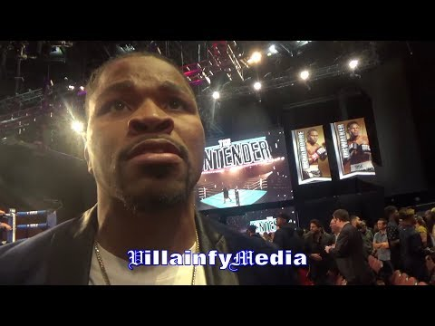 """SHAWN PORTER INSISTS THE """"BEST"""" FIGHTS FOR TERENCE CRAWFORD ARE ON THE PBC SIDE"""