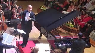 Baixar Rachmaninov piano concerto no.2 - 1st movement 2018 Sep, pianist: JJ Bui, conductor: Dong Quang Vinh