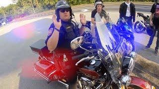 COPS VS BIKERS 2017 - Good Police?! Bad Police?! You Decide!! [Ep.#43] thumbnail