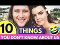 10 Things You Don't Know About Us! Jake and Ashley Ducey