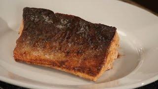 Salmon with Crispy Skin with Hank Shaw