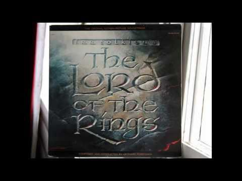 The Lord Of The Ring 1978 Soundtrack (3) - The Journey Begins; Encounter With The Ringwraiths