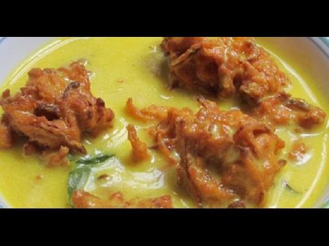 Kadhi Pakora Recipe | How to make Kadhi...