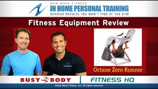 Home Fitness Equipment Review #20 - Octane Zero Runner(Craig & Hut review the new Octane Zero Runner - a zero-impact machine that simulates running and jogging motion. Visit Our Website: ..., 2014-11-26T15:11:11.000Z)