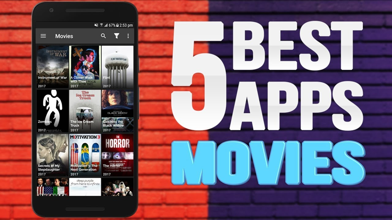 new movie apps for free