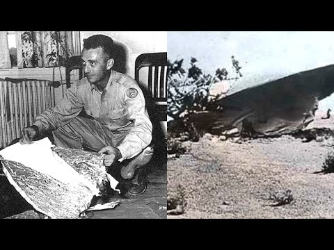 The Roswell Flying Saucer Crash Incident and Government UFO Cover Up (1947) - FindingUFO